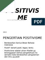 Positi Vis Me