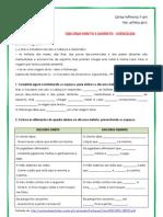 Discurso Direto e Indireto - Exercicios2 (Blog7 11-12)