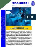 19 Recomendaciones CCTV