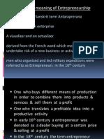 Entrepreneurship[1]