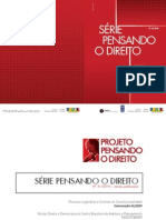 Livro_31_pensando_direito_processo Legislativo e Controle de Constitucionalidade