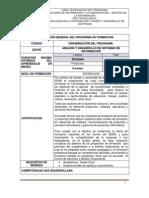 Tg Analisis y Desarrollo de Sistemas - V55
