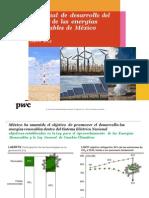Energ�as Renovables en M�xico, PwC.pdf