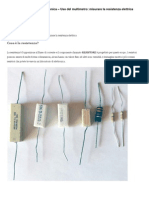 Lezioni Di Laboratorio Di Elettronic1