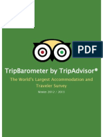TripBarometer by TripAdvisor