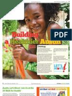 Building a Healthier Austin, 2011