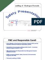 H2O2 Safety Presentation Ver 7.0