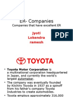 ER- In Companies