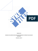 Syke Files - March 2013