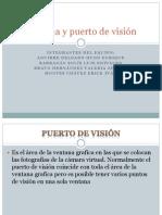 Ventana y puerto de visión