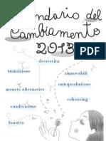 Calendario del cambiamento  2013.pdf