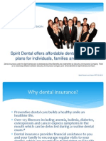 Spirit Dental Powerpoint