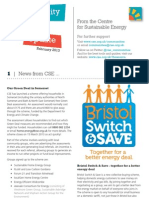Community Energy Update Feb 2013