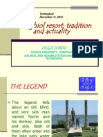 Techirghiol resort