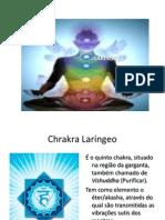 Chakras Laringeo