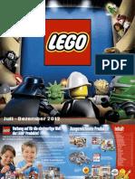 Lego Juli Dezember 2012
