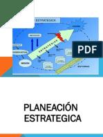 Planeación estrategica 2013