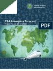 FAA Aerospace Forecast Fiscal Years 2013-2033