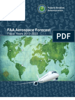 FAA Aerospace Forecast Fiscal Years 2013-2033