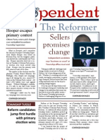 The Independent, Issue 1