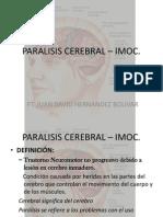 Expo Paralisis Cerebral
