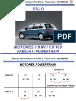 Fiat Stilo Powertrain