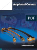 Amphenol Connex Cable Assembly Catalog