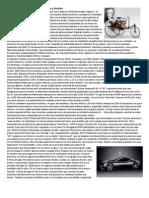 La evolucion del automovil en Imagenes y Detalles.docx