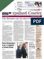 Ypsilanti Courier March 3, 2013