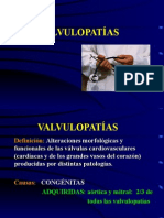 valvulopatías trabajo final