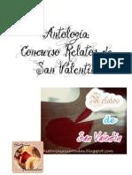 Antología Concurso de Relatos de San Valentín