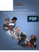 CSBA       REBALANCING MILITARY COMPENSATION: