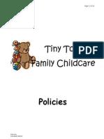 policies 12