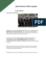 06-03-2013 Puebla noticias - Inaugura Rafael Moreno Valle la planta Faurecia.pdf