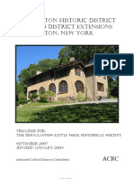 Douglaston Extension Study Report