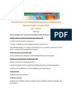 Revista Escolar de la OIM - Núm. 46, julio-oct 2012