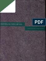 Carmen Bernand & Serge Gruzinski - História do novo mundo - pp 14-155