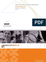 Service Skills Australia - Productivity in the Service Industries (2010)
