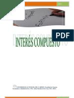 Formulario de Interes Compuesto