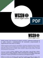 WGSN FW 2013