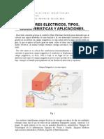 Ensayo Industriales Motores Electricos