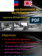 Japanese Military Administration