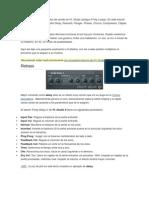 Hay muchos tipos de efectos de sonido en FL Studio.docx