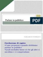 Innuova - Parlare in Pubblico