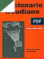 Diccionario de Psicoanalisis Jose Luis Valls