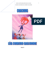 Texto Complementar III - Profa. Leia Cordeiro - Coaching