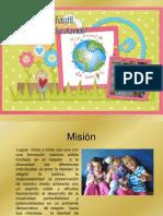 proyecto educativo 2013