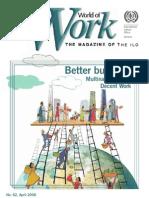 Artigo 6-World o f Work