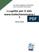 OliviaGuardi Progetto Isolachenoncera