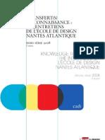 CADI Special Issue 2008 from L'Ecole de design Nantes Atlantique